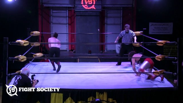 Fight Society: Episode 27