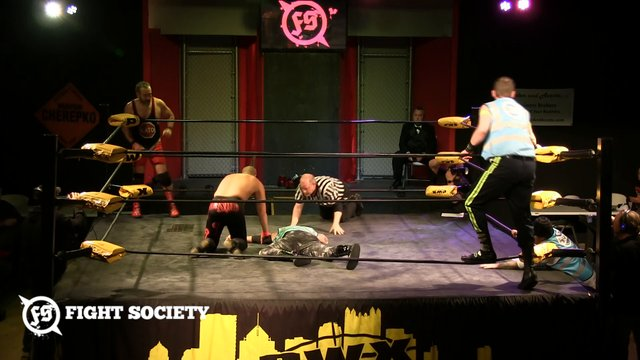 Fight Society Episode 41