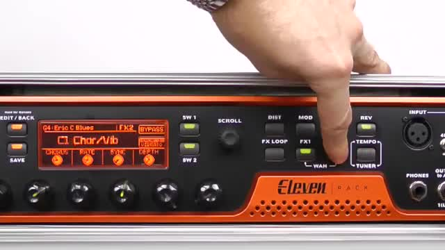 Eleven Rack: How To Create The Eric Clapton Sound With Avid Eleven Rack