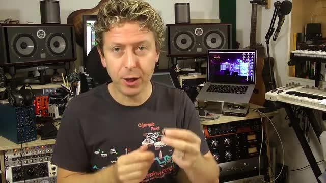 Recording Basics: Soldering