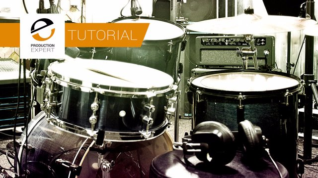 Free Tutorial - Recording Drum Kit Using  A Single Microphone