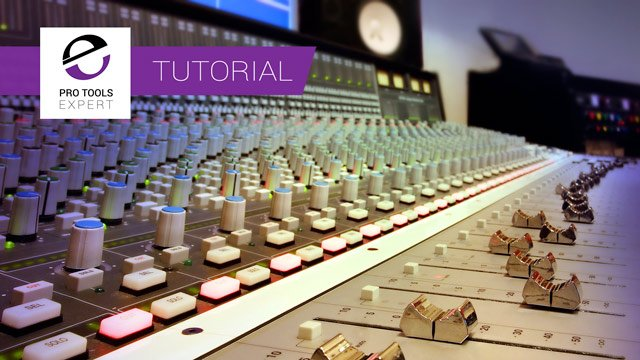 Tutorial - Mix Prep & Session Setup -  Part 1