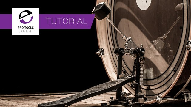Tutorial - Using The Key Input On A Compressor In Pro Tools To Enhance the Kick