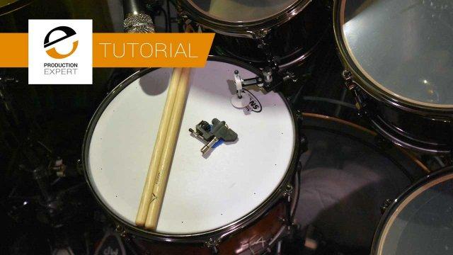 De-Puzzling Drums Part 1 - Tuning