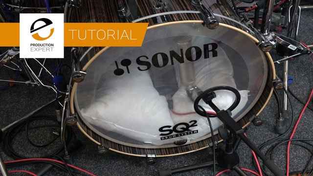 Recording Drums With Mike Exeter - Part 2 - Kick Drum
