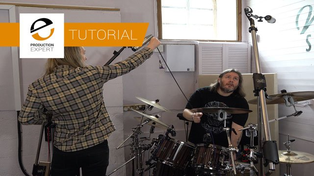 Recording Drums With Mike Exeter - Overheads