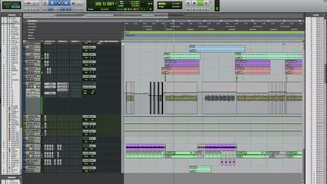 Mixing Electric Guitars With Paul Drew