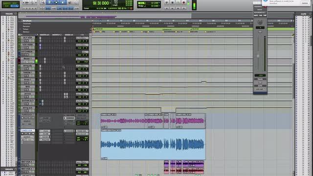 Mixing Pop Vocals With Paul Drew