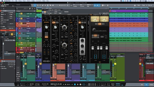 Mixing With Waves Scheps Omni Channel - Part 3 -  Mixing The Bass & Percussion