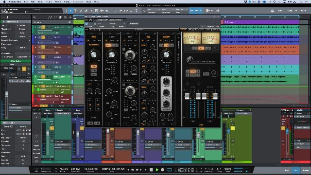 Mixing With Waves Scheps Omni Channel - Part 4 - Processing The Lead Guitar