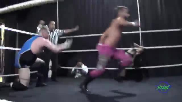 LWO vs. The Carnies - Intergender Tag Match
