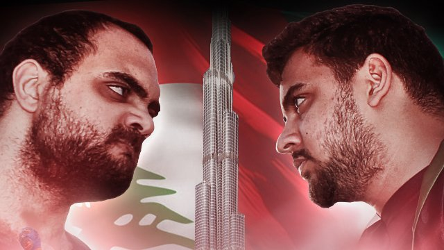 DPW World Championship Savage Sam VS Fayez Al Emarat