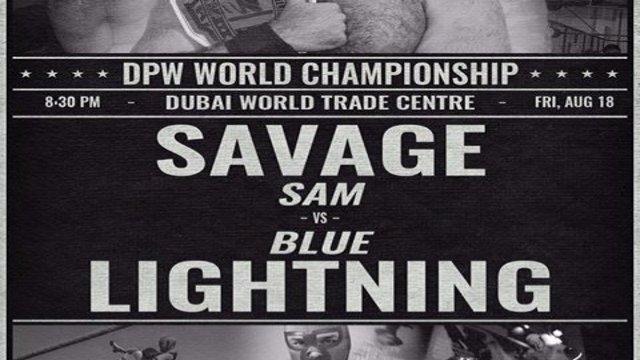 Savage Sam VS Blue Lightning