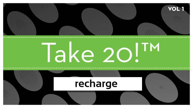 Take 20!® Recharge