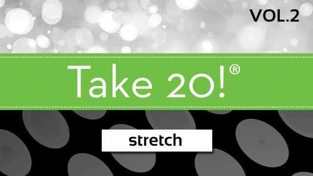 Take 20!® Vol. 2 - Stretch