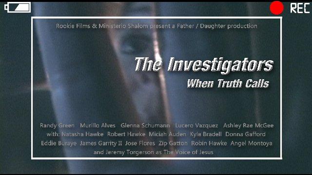 The Investigators: When Truth Calls