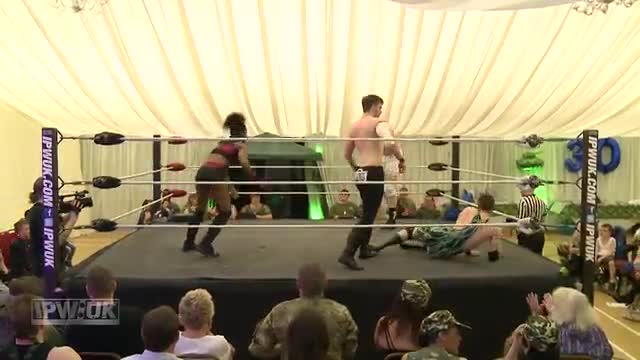 IPW:UK Monkmania 2016