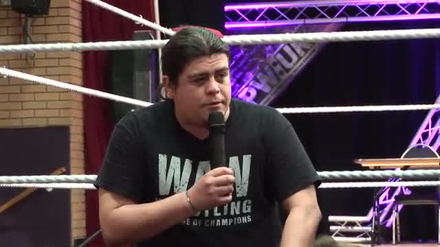 "IPW:UK VIP Q&A with Leah Vaughan, Timothy Thatcher, and ""Ricardo"" Jesus Rodriguez"