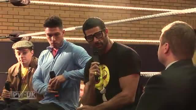 "IPW:UK VIP Q&A with former WWE star Adam Rose,  ""Savvy"" Sid Scala & Love Island's Adam ""Flex"" Maxted!"