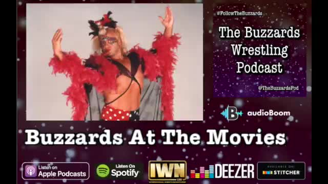 Buzzards At The Movies With Joann Randles,
