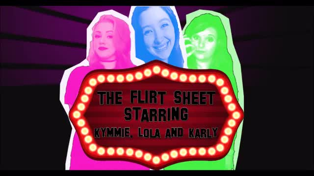 TWPWrestling A New Member of The Team and Mr and Mrs WrestleMania 34 – The Flirt Sheet #2