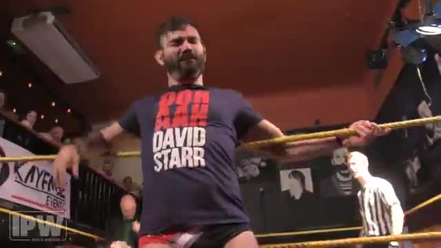 Tuesday Night Graps 'Ooh Ahh David Starr'