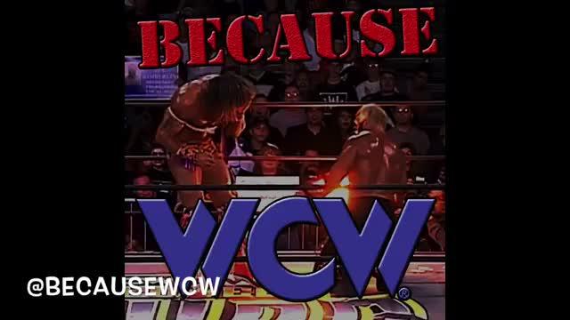 Because WCW- 016 Halloween Havoc 1992
