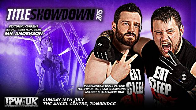 IPW:UK Title Showdown 2015
