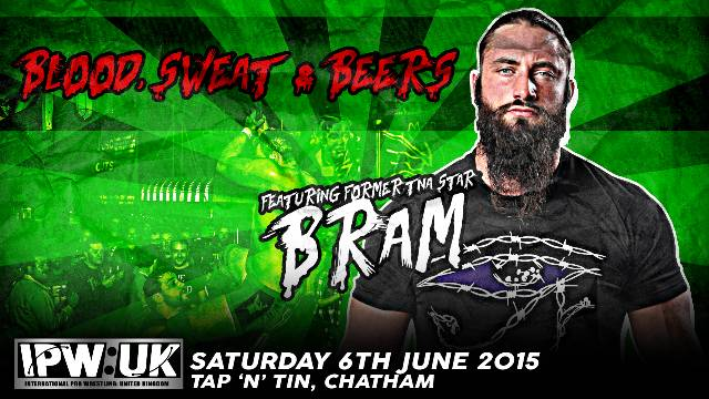 IPW:UK Blood, Sweat & Beers 2015