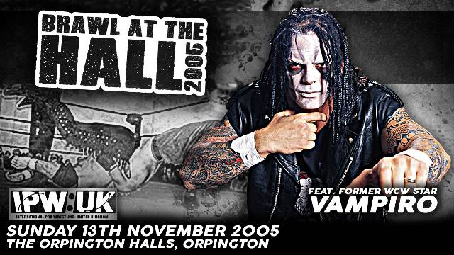 IPW:UK Brawl at the Hall 2005