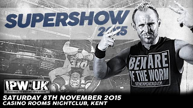IPW:UK Supershow 2015