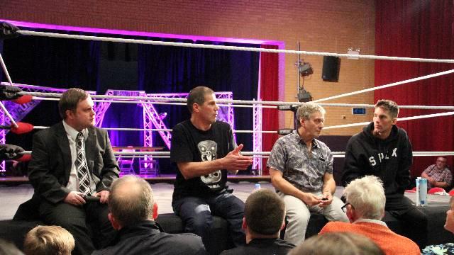 IPW:UK VIP Q&A with Zack Sabre Jr, Johnny Kidd & Steve Grey