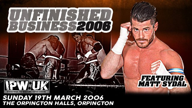 IPW:UK Unfinished Business 2006