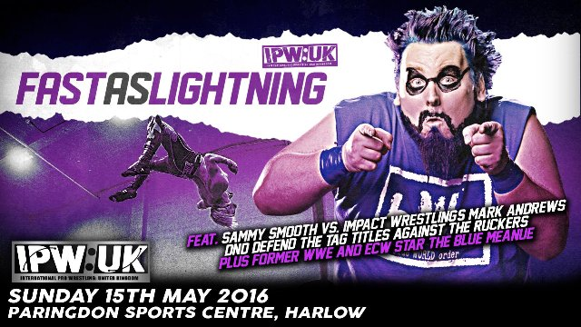 IPW:UK Fast as Lightning 2016