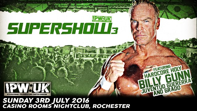 IPW:UK Supershow 3