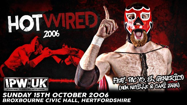 IPW:UK Hotwired 2006