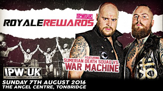 IPW:UK Royale Rewards 2016