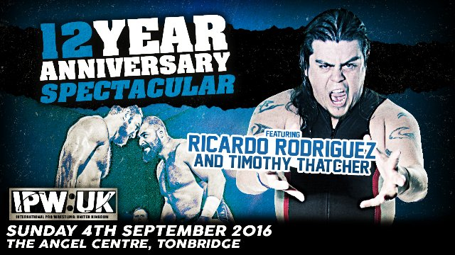 IPW:UK 12 Year Anniversary Show