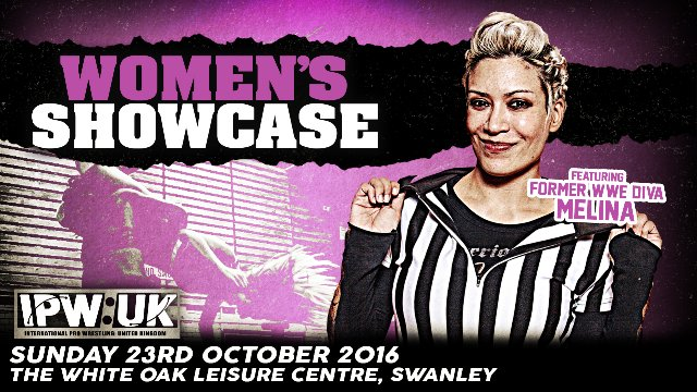 IPW:UK Women's Showcase 2016