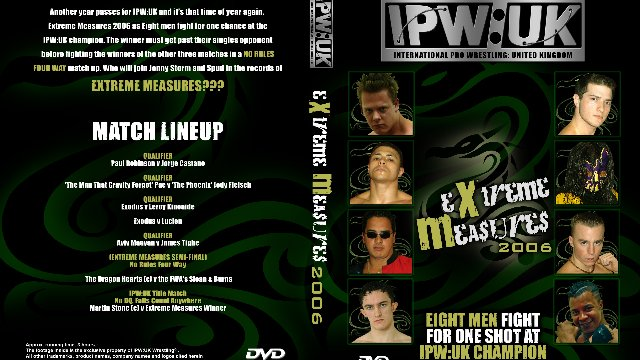 IPW:UK Extreme Measures 2006