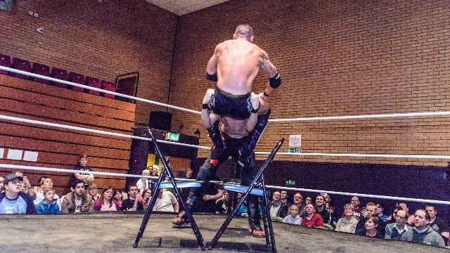 IPW:UK Battle Royale 2014