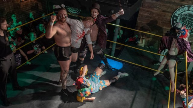 IPW Tuesday Night Graps Aussie Open Invitational