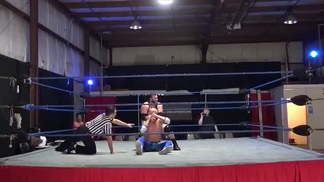Justin Pusser vs. Matty Ice (September 12th 2015)
