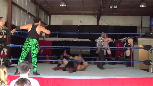 PPR INC vs. Adam Chander, Steve Sanders & Jimmy Llyod (September 26th 2015)