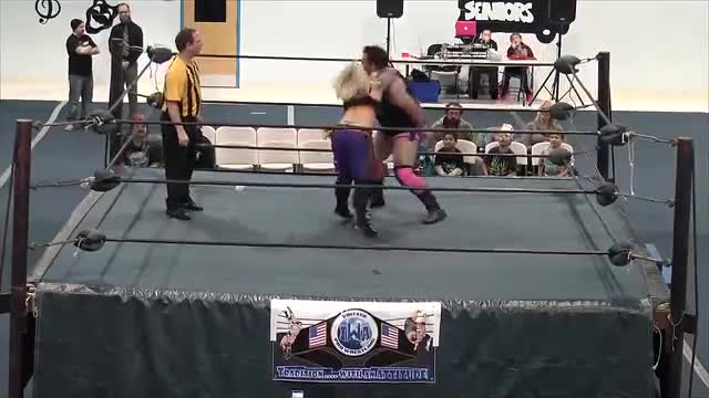 IWA Vintage Pro Wrestling (10-17-15)