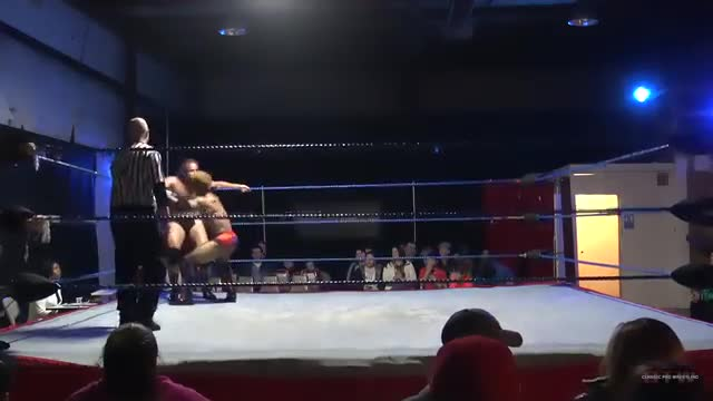 Lio Rush vs. Brian Johnson (January 30th 2016)