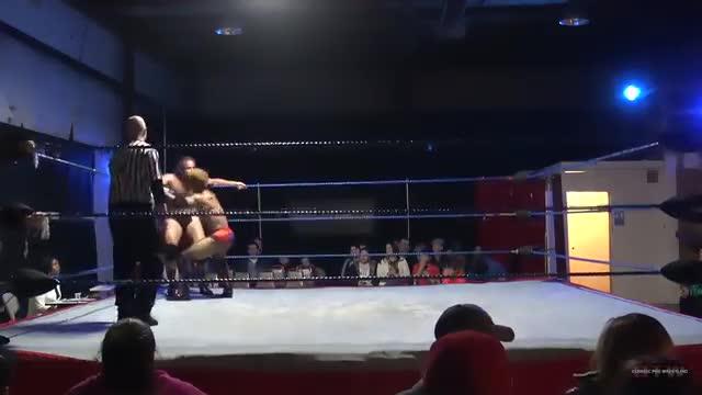 Lio Rush vs. Brian Johnson (January 30th 2016)