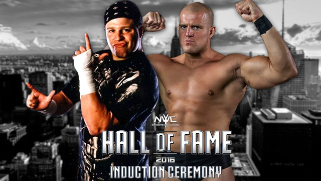 NYWC Hall of Fame 2016 Induction Ceremony