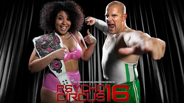 NYWC Starlet Championship - Willow Nightingale (c) vs. Mike Mondo