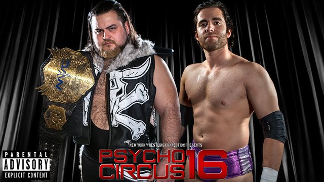NYWC Championship - High Society Rules - Bull James (c) vs. Alex Reynolds